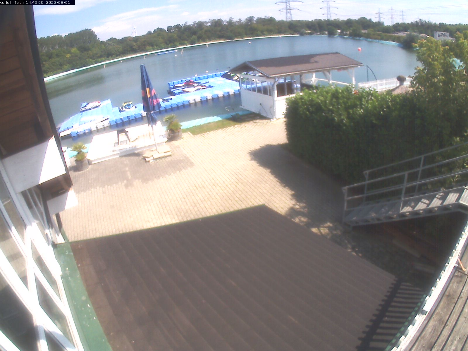 Webcam Jetski-Lake