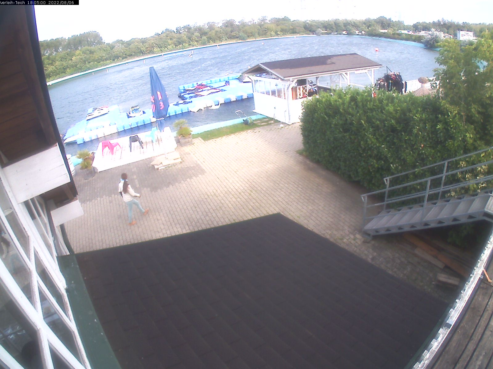 Webcam Verleihteich